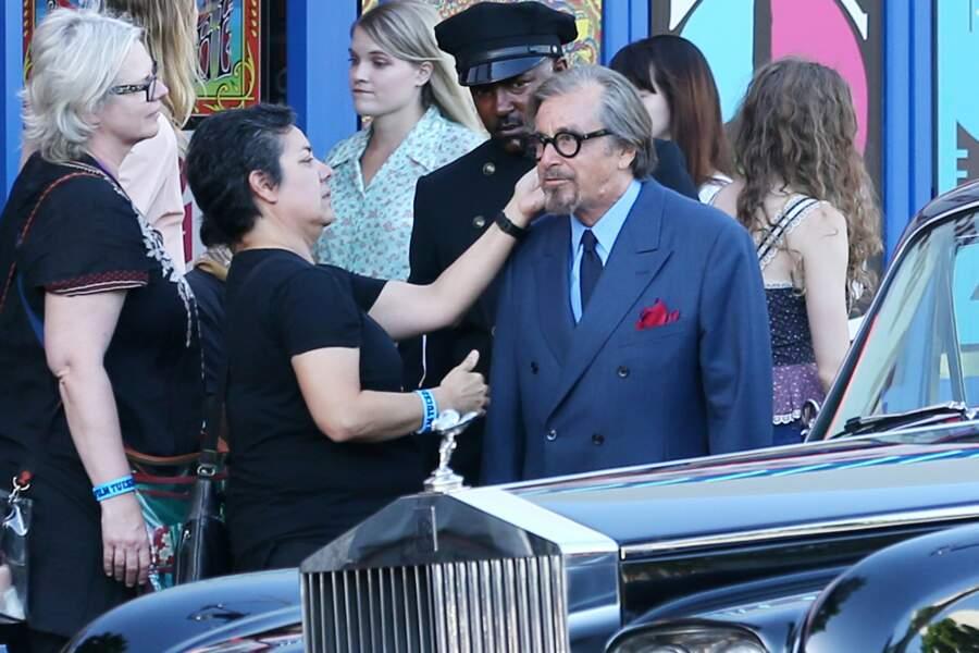 Autre légende du 7ème art au casting du projet : Al Pacino