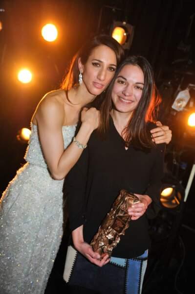Entre autres prix, Mustang a reçu le César du meilleur scénario, remis à Deniz Gamze Ergüven et Alice Winocour