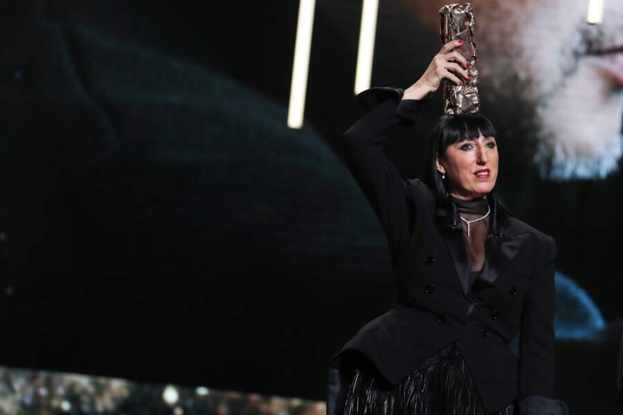 Rossy de Palma remet à sa manière le César du meilleur film étranger