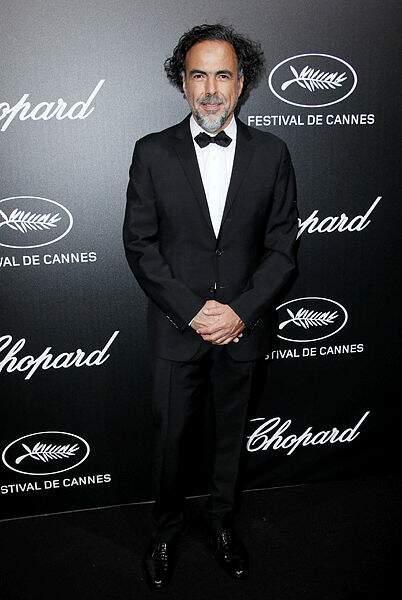 Alejandro Gonzalez Inarritu, un président du jury très classe