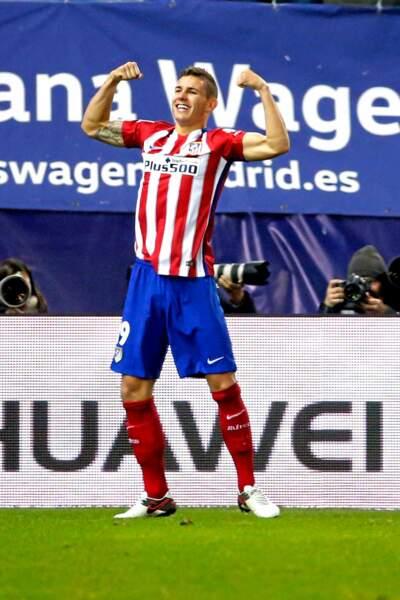 Formé à l'Atlético, Lucas Hernandez compte briller sous ce maillot