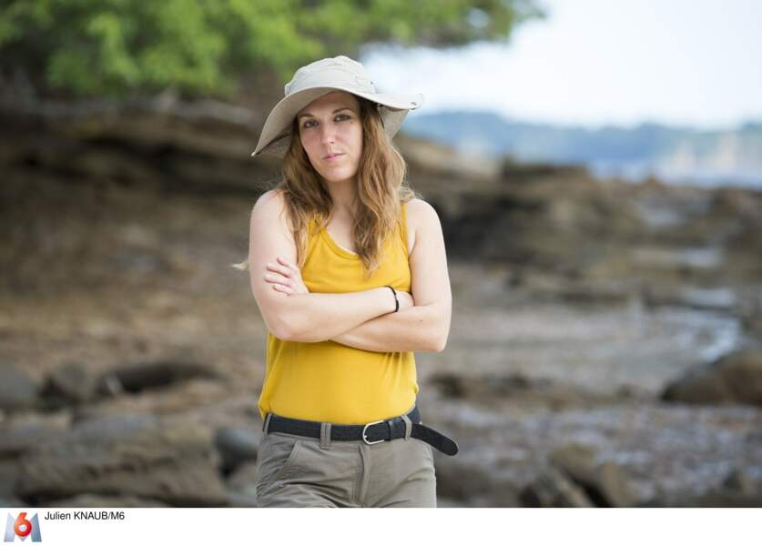 Jessica est camerawoman (30 ans)