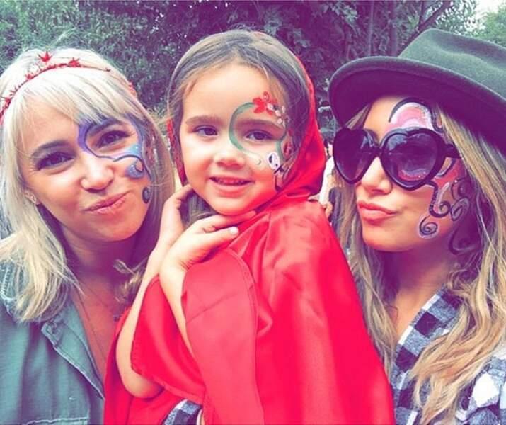 Ashley Tisdale (High School Musical) rend hommage à sa sœur et sa nièce par la même occasion