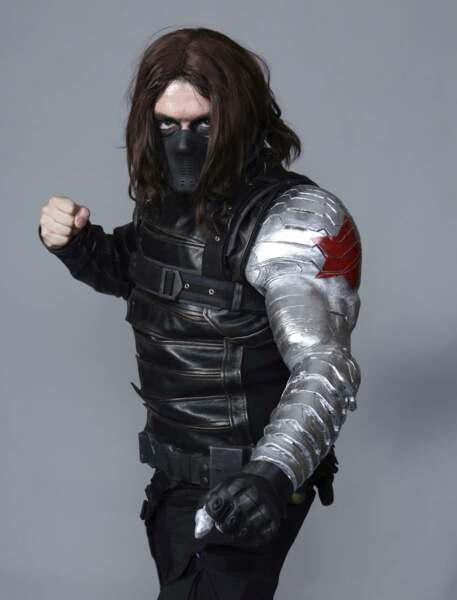 Le Winter Soldier de Captain America