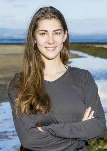 Marta, candidate de Koh-Lanta Fidji
