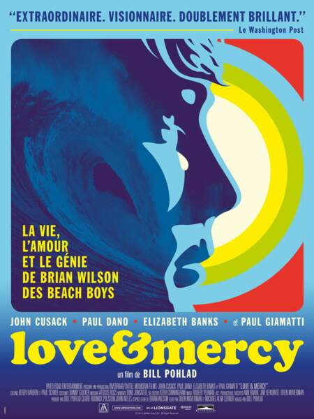 Love & Mercy de Bill Pohlad