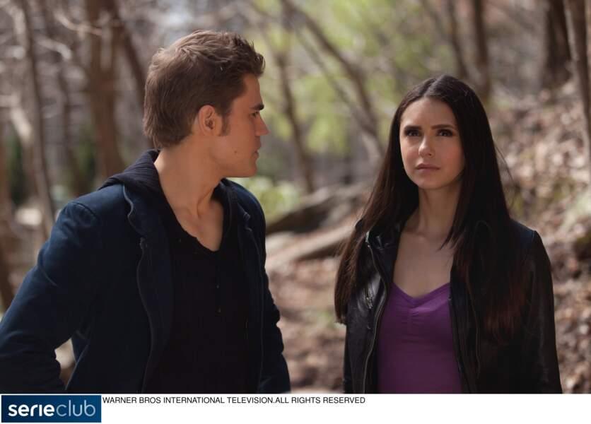 Si Nina Dobrev a quitté The Vampire Diaries, c'était surtout pour éviter son ex-boyfriend Ian Somerhalder