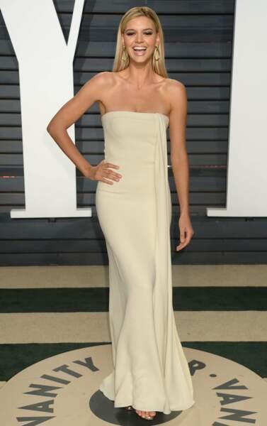 Kelly Rohrbach... soit l'ex de Leonardo DiCaprio !