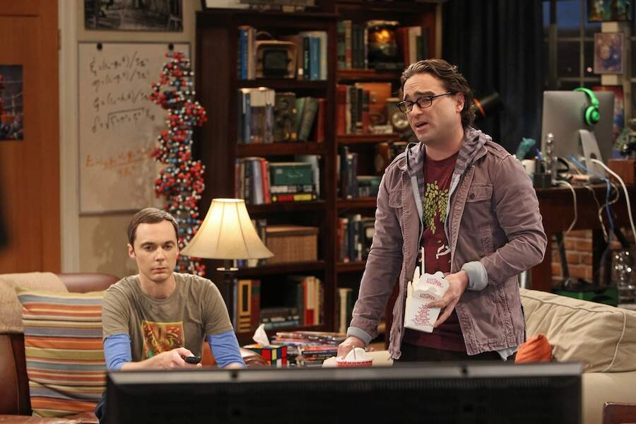 17. Johnny Galecki (à droite), The Big bang theory : 9 millions de dollars par an