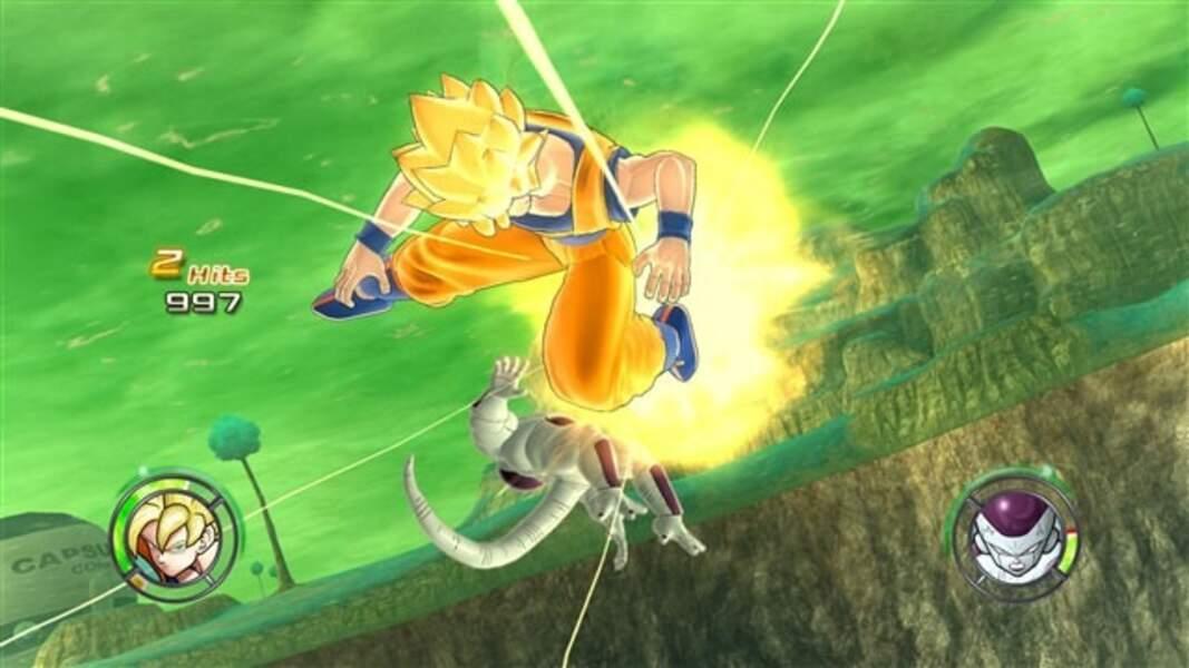 Dragon Ball: Raging Blast 2 (2010 - PlayStation 3 & Xbox 360)
