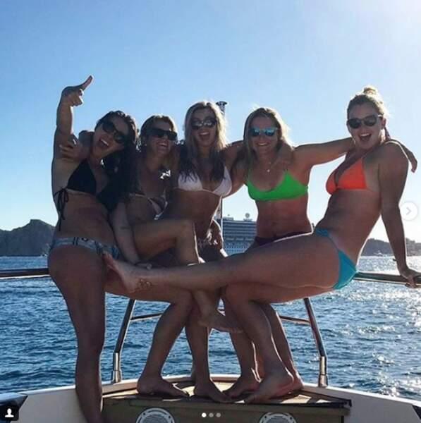 CoCo Vandeweghe s'éclate avec ses copines à Los Cabos
