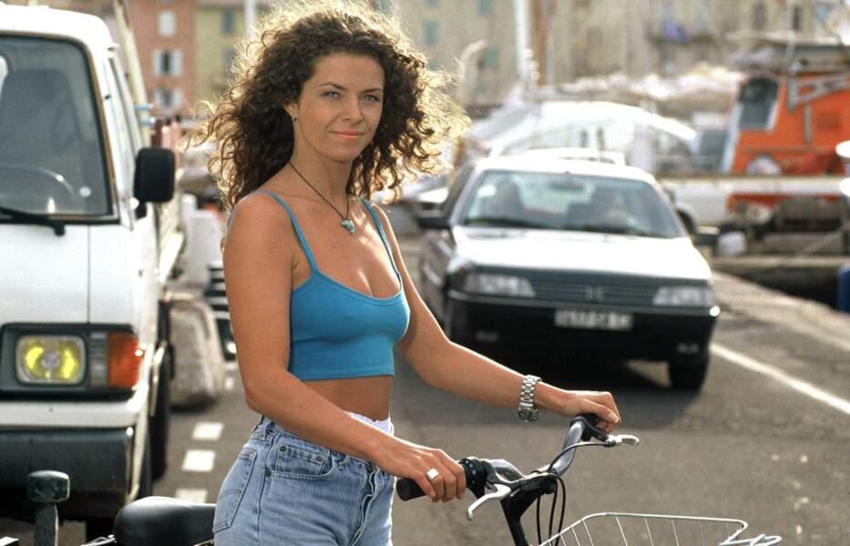 Manuela Lopez a commencé en jouant Marion, une cambrioleuse, avant de devenir la vedette d'une comédie musicale.