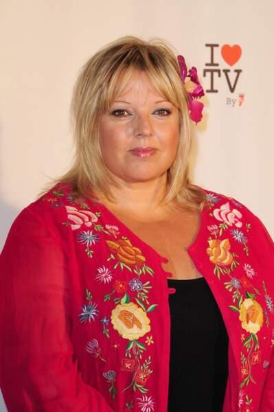 Laurence Boccolini est maman d'une petite Willow, née alors qu'elle avait 50 ans.