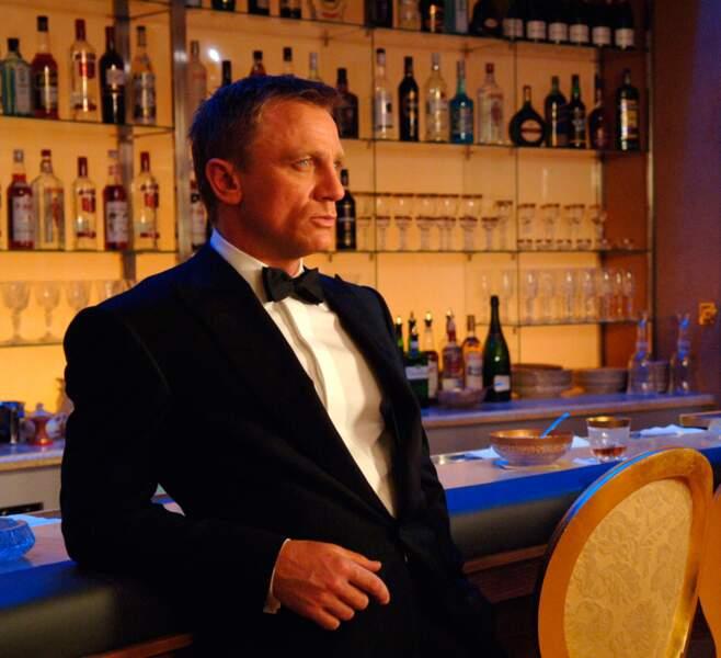 Depuis Casino Royal en 2006, Daniel Craig incarne un James Bond magnétique, et n'est pas prêt de s'arrêter !