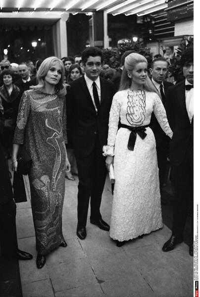 Catherine Deneuve et Jacques Demy, une belle rencontre de cinéma