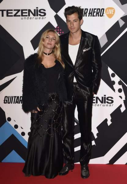 Mark Ronson et son épouse