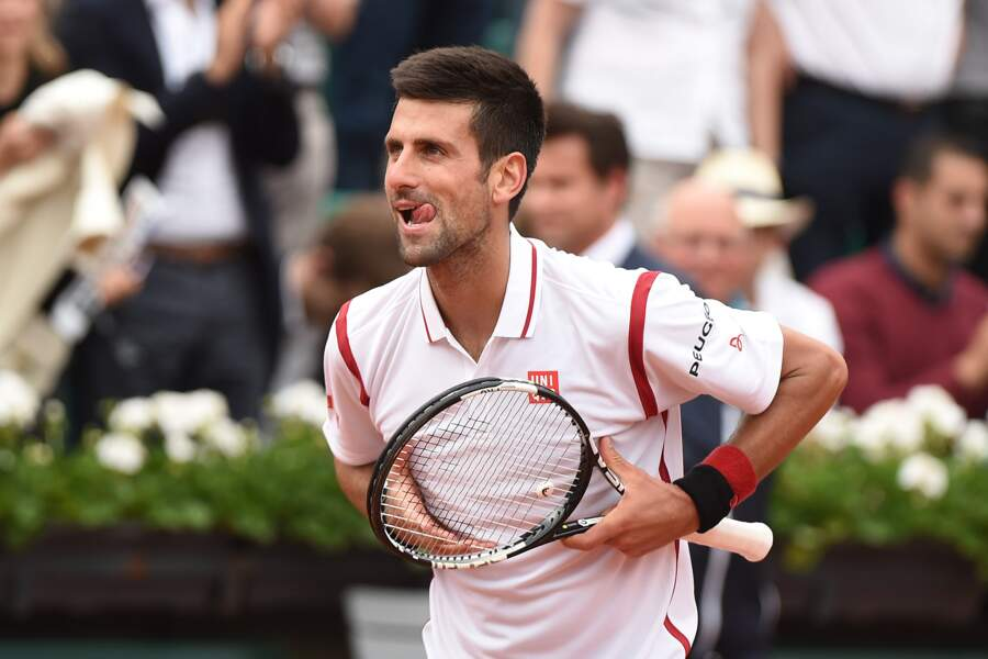 Novak, tu essaies de nous dire quelque chose, là, peut-être ?