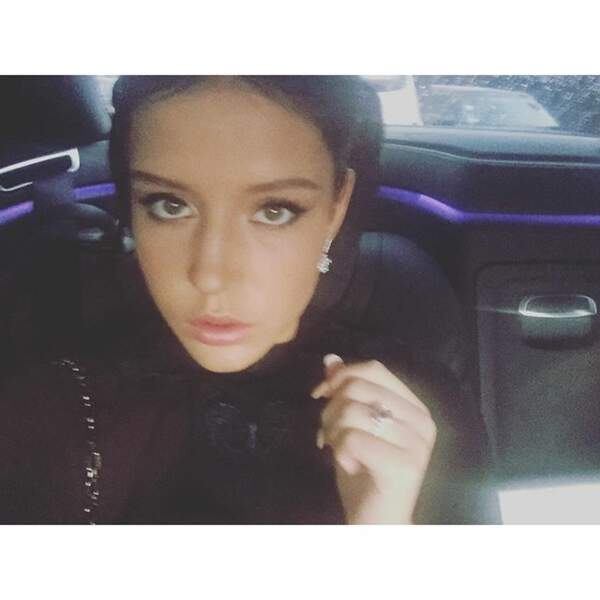 Pour avoir une idée de la vraie vie d'Adèle (Exarchopoulos cette fois), c'est plutôt sur Instagram.