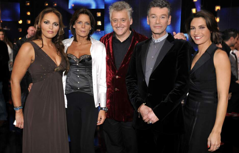 Le jury de La France a un incroyable talent (2008)