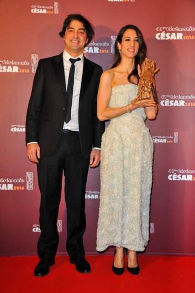 La réalisatrice Deniz Gamze Ergüven a vu son œuvre Mustang remporter 4 César dont celui du meilleur premier film