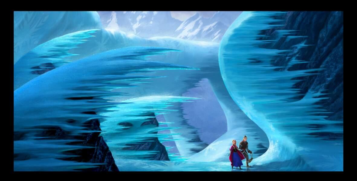 Frozen, la reine des neiges. A découvrir le 4 décembre 2013