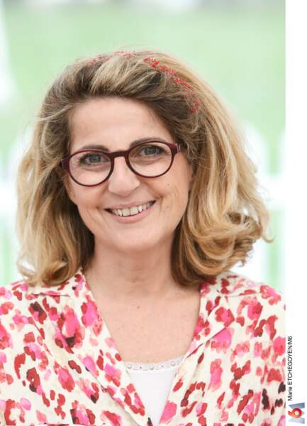 Sophie, 54 ans, est encadreuse