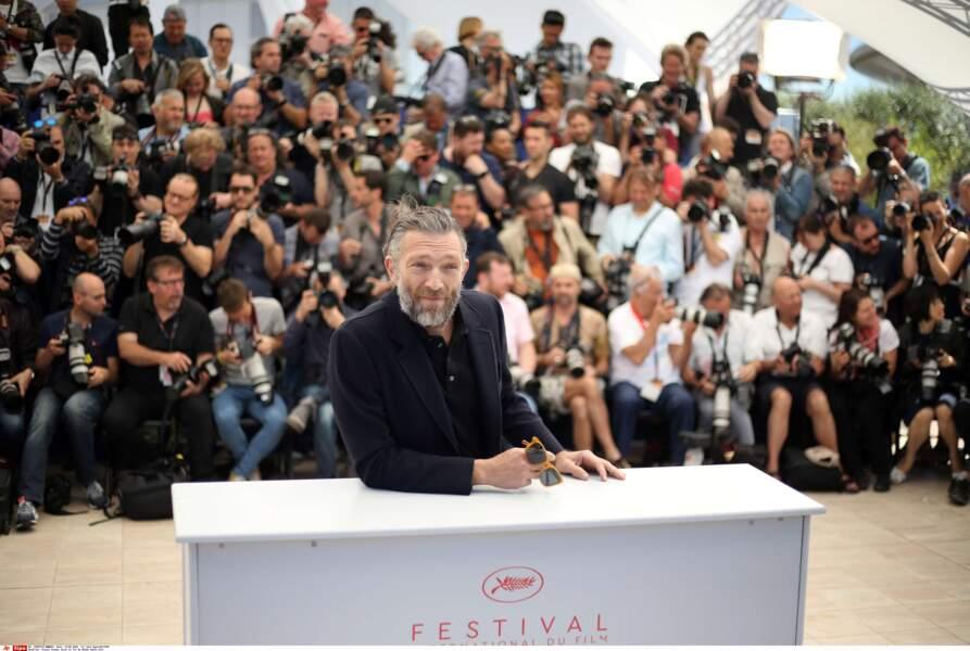 Le beau-gosse du cinéma français c'est lui non ? (Promis on ne dira rien à Gaspard)