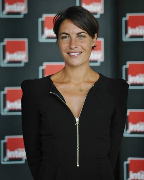"""À l'époque où elle présentait """"Je hais les dimanches"""" sur France Inter (2010)"""