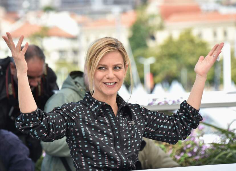 Marina Foïs, née le 21 janvier 1970