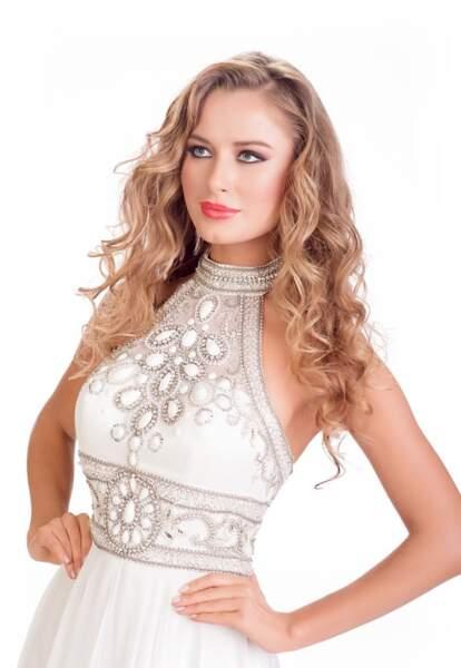 Diana Harkusha, Miss Ukraine 2014