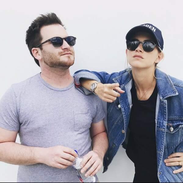 Emily Wickersham (NCIS) et son frère partagent la même cool attitude