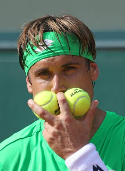 Tu tires ou tu pointes, David Ferrer ?