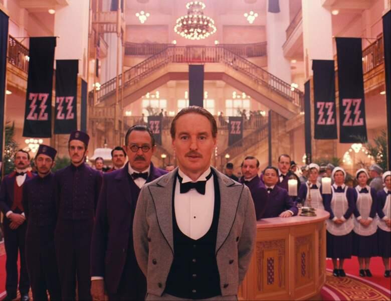 The Grand Budapest Hotel: tout le monde sur le pont !
