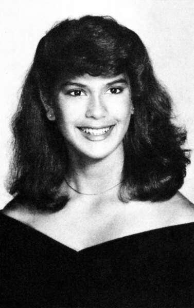 Teri Hatcher en 1982
