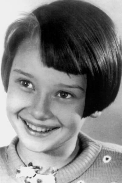 Audrey Hepburn est le nom de scène d'Audrey Ruston, née le 4 mai 1929 à Ixelles en Belgique