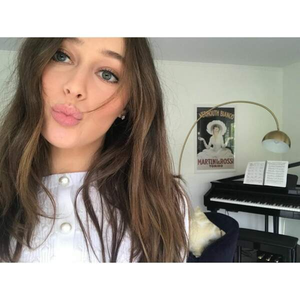 Alycia Debnam-Carey poste régulièrement sur Instagram.