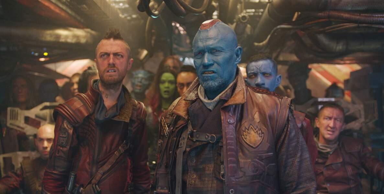 Il est au générique de l'un des blockbusters de l'année 2014 : Les Gardiens de la Galaxie