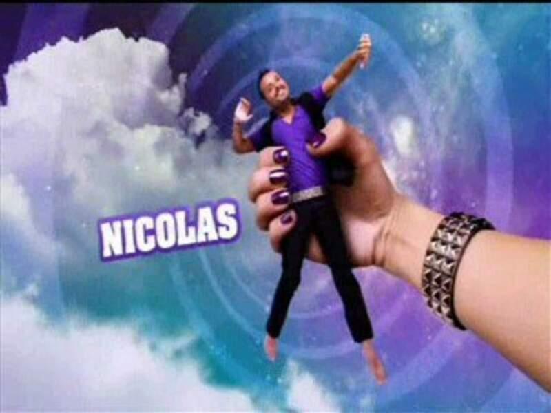 """Nicolas (Saison 2). Son secret : """"Je suis en couple avec Caroline"""""""