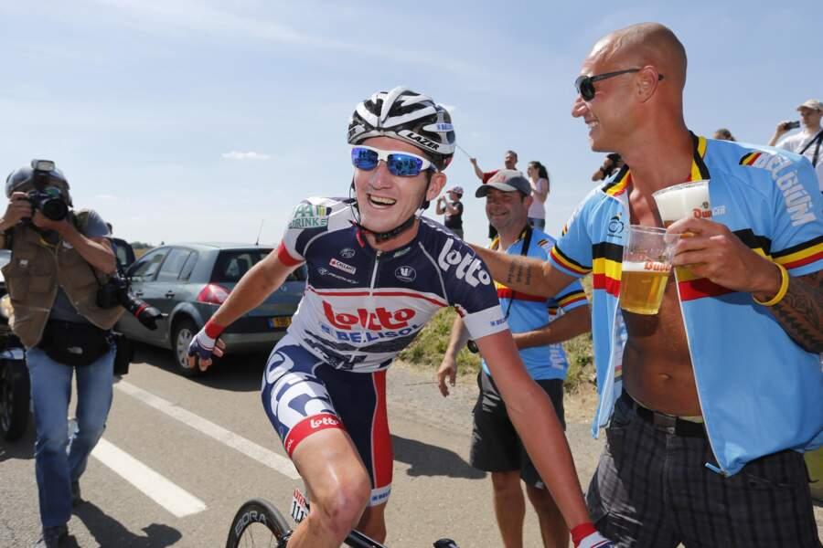 L'an passé, le Belge Jurgen Van Den Broeck avait le sourire avec sa 4e place. Fera-t-il encore mieux ?