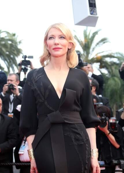 Cate Blanchett était resplendissante !