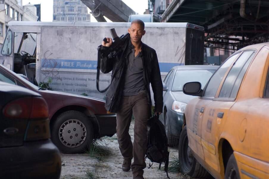 Will Smith, justicier solitaire dans Je suis une légende