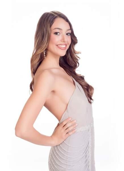 Dilan Deniz, Miss Turquie 2014