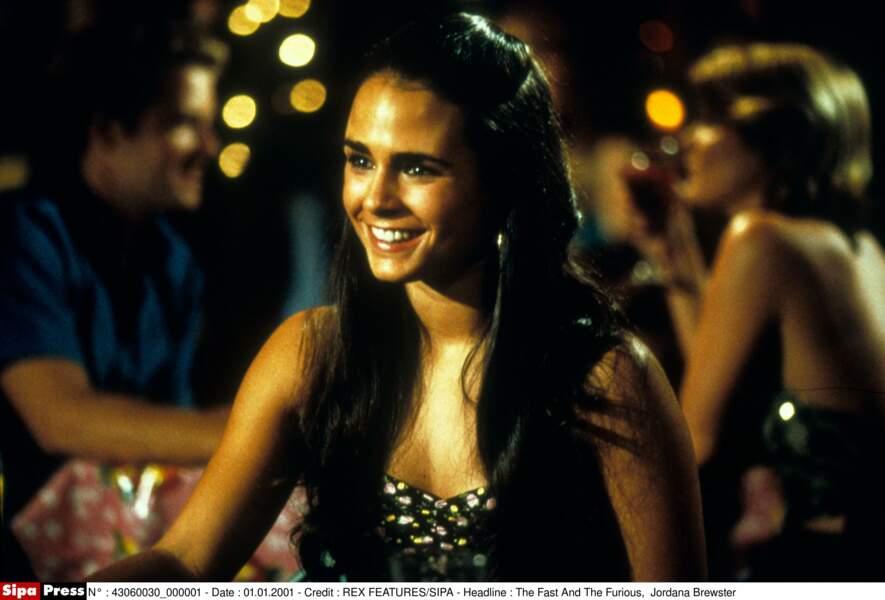 Souvenez-vous de Jordana Brewster alias Mia Toretto dans le premier opus...