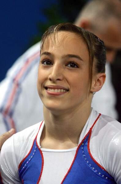 La championne olympique Emilie Le Pennec (31 ans).