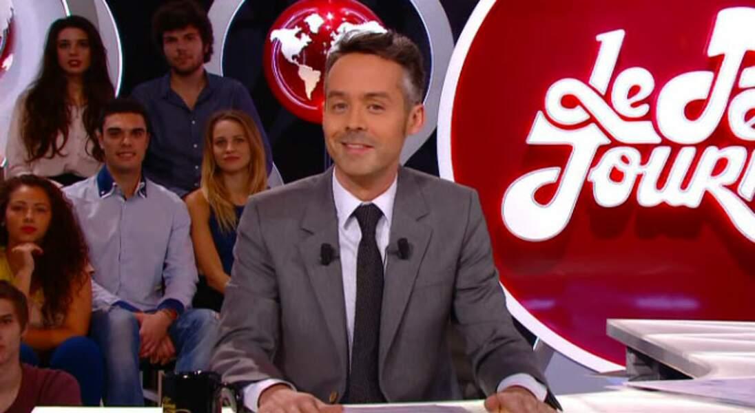 Top : Yann Barthès : charmeur et classe, un point c'est tout (Le Petit Journal)
