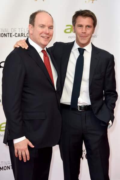 Deux princes charmants : Albert de Monaco et Emmanuel-Philibert de Savoie