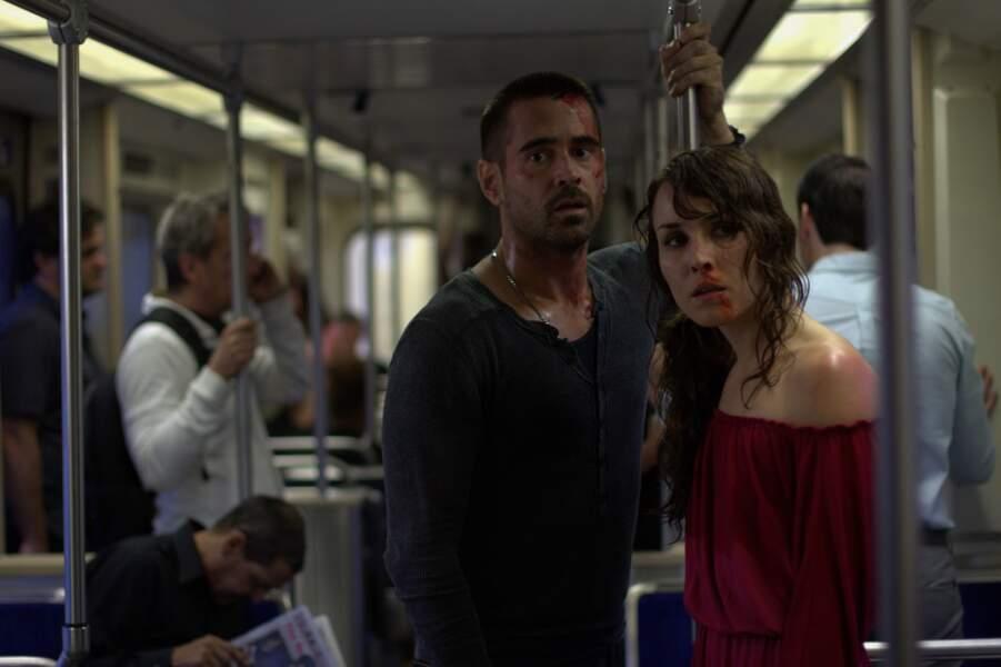 Dans le film, elle est Beatrice, victime d'un parrain qui se lie au tueur à gages de ce dernier pour se venger.