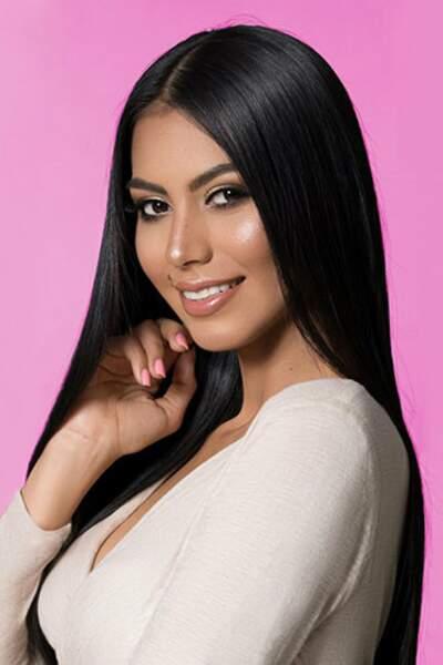 Rosa Iveth Montezuma, Miss Panama