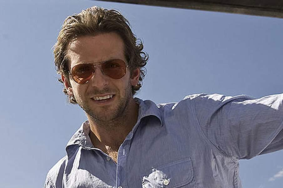 12. Bradley Cooper, l'ex numéro 1 du classement chute, mais reste au top
