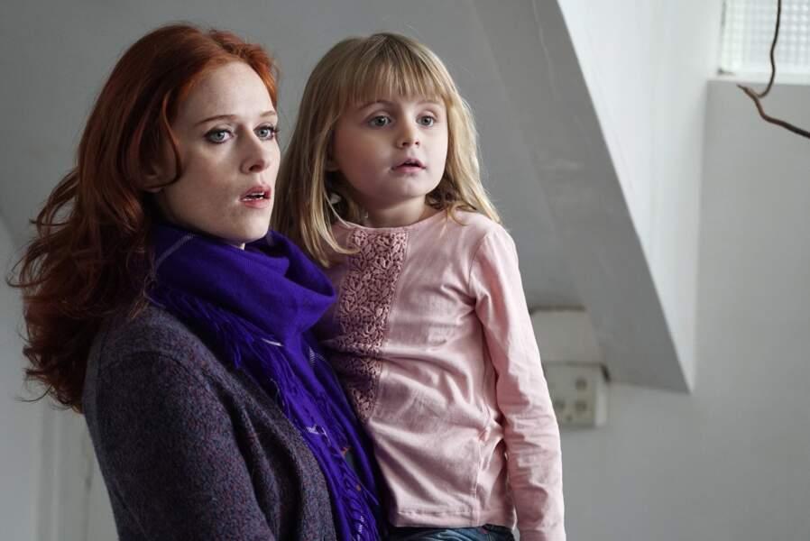Dix pour cent (2015) : dans la série de France 2, Audrey Fleurot joue son propre rôle